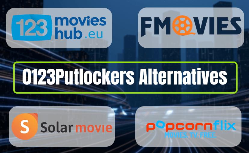 0123Putlockers Alternatives