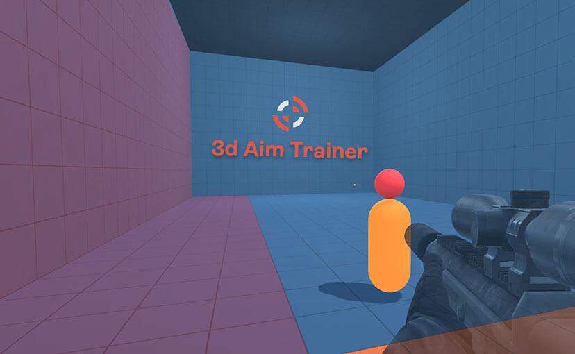 3d Aim Trainer