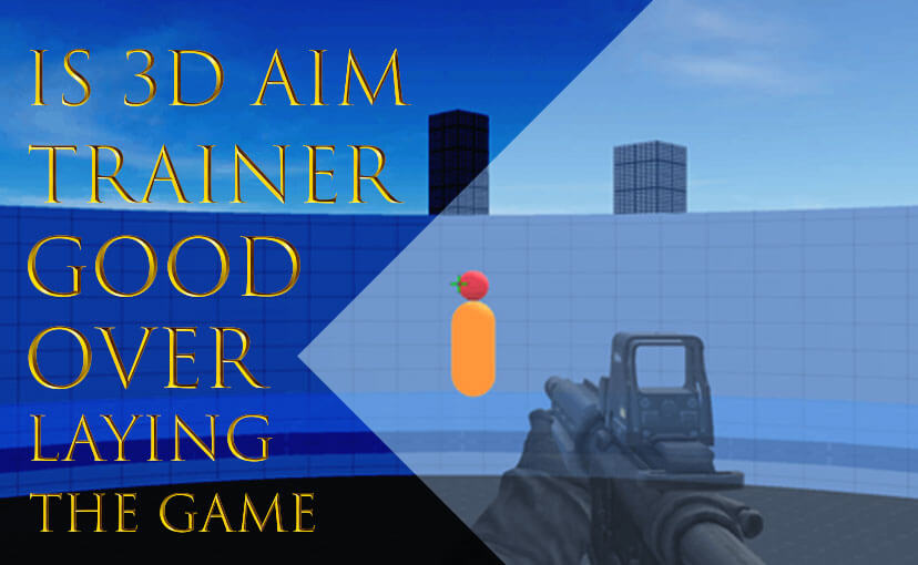Is 3D Aim Trainer Good Over Playing The Game