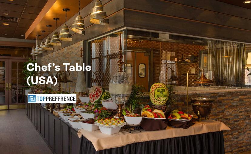 Chef's Table (USA)