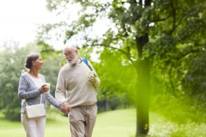 Move into a Senior Living Community