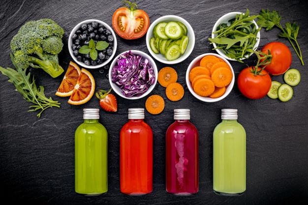 Colorful Rainbow Diet