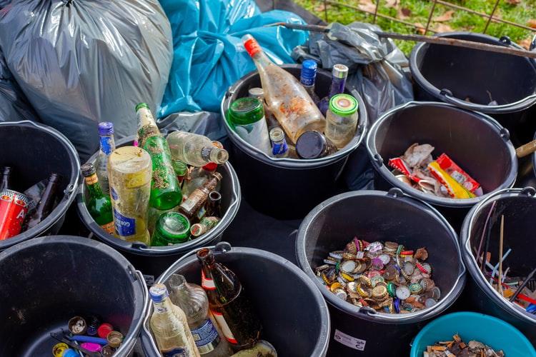 5. Smart Waste Management: